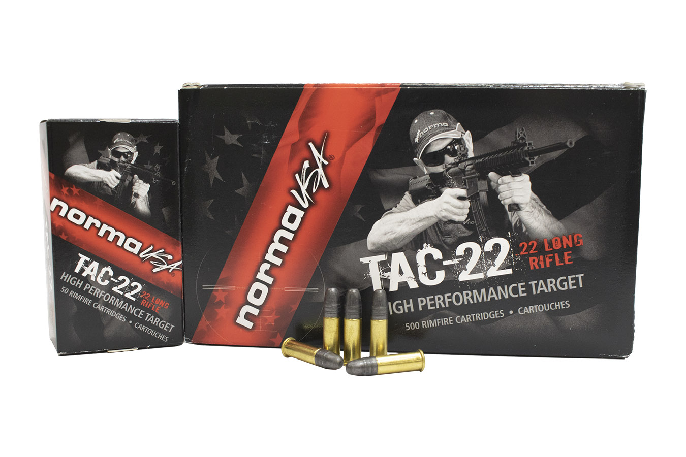 TAC-22 LR 40 GR LRN DEDICATED PRECISION 500/BOX