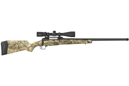 SAVAGE 110 APEX HUNTER XP 204 RUGER BOLT-ACTION RIFLE WITH VORTEX CROSSFIRE 4-12X44MM R