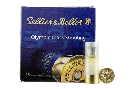 SELLIER AND BELLOT 12 Gauge 2-3/4 in 1 OZ Slug Shotshell 25/Box