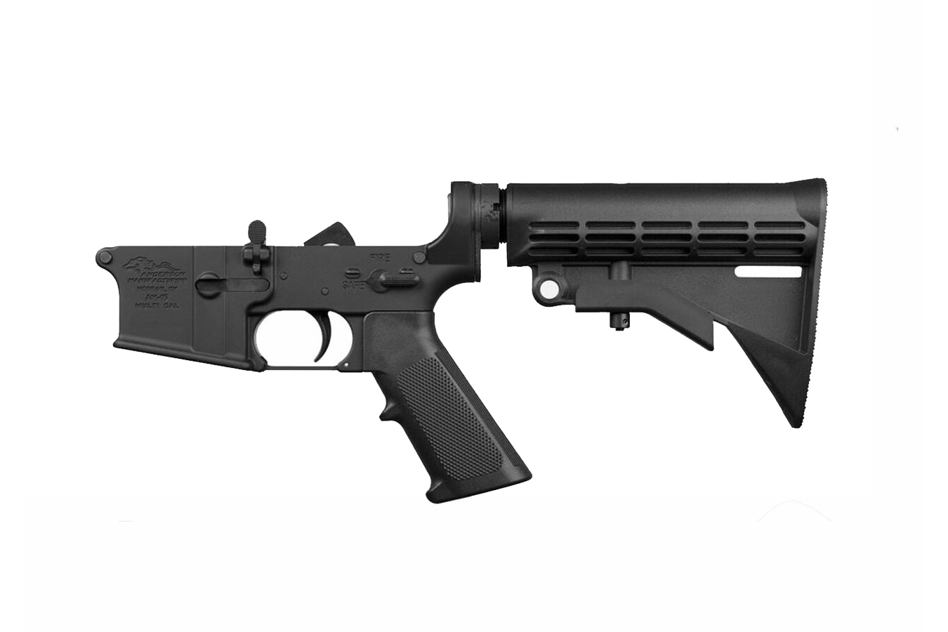 COMPLETE OPEN TRIGGER LOWER 5.56MM