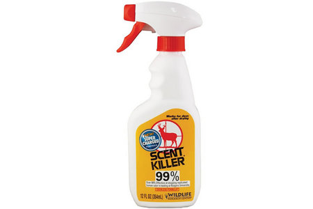 WILDLIFE RESEARCH SCENT KILLER SPRAY 1552
