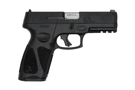 TAURUS G3 9MM PISTOL WITH 15 RND MAG AND MANUAL SAFETY