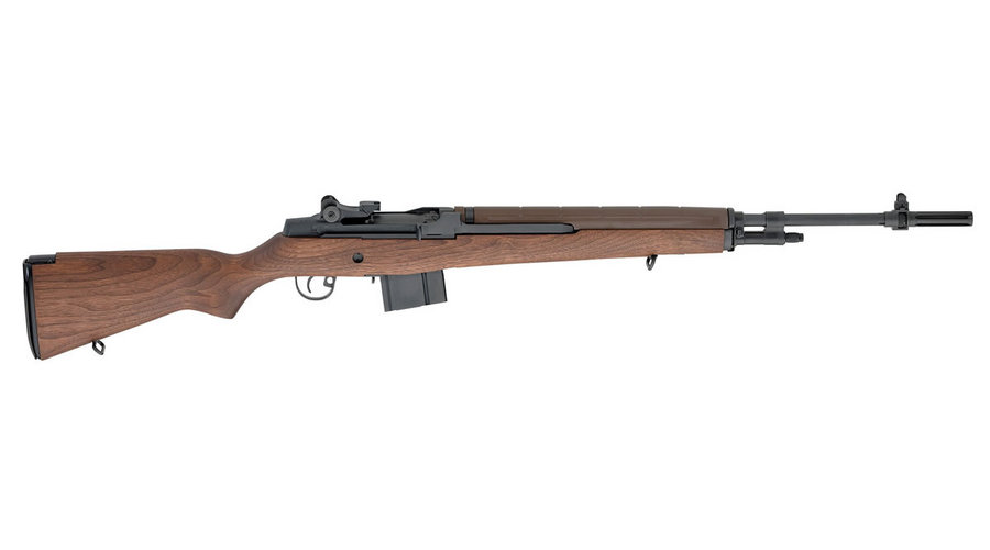 M1A STANDARD 308 WITH WALNUT STOCK (LE)