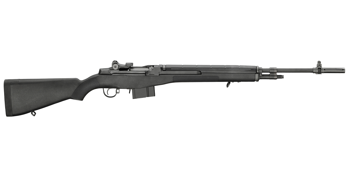 M1A STANDARD 308 WITH BLACK COMPOSITE STOCK (LE)