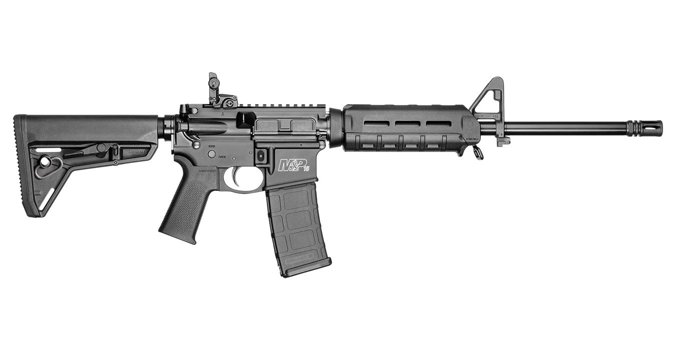 MP 15 PATROL RIFLE BLACK 5.56 16IN 1-30RD MAG