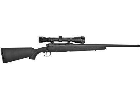 SAVAGE AXIS II 22-250 REM 4-12X40 HB BLK STOCK