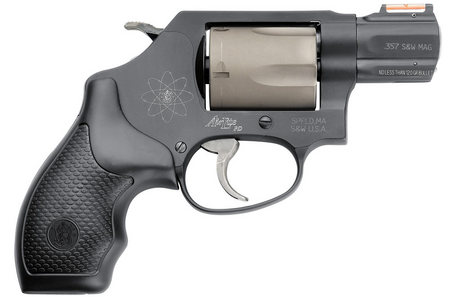 SMITH AND WESSON M360PD 357 MAGNUM DOUBLE-ACTION REVOLVER