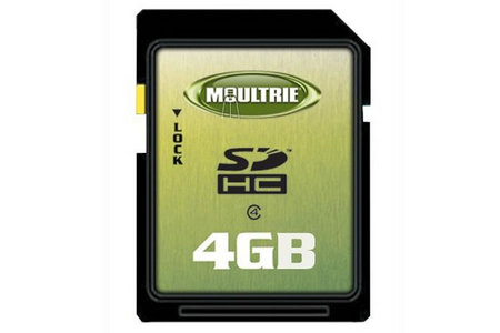 MOULTRIE 4G SD MEMORY CARD MFHSD4GB