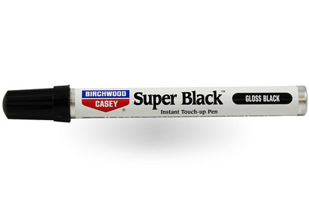 SUPER BLACK TOUCH-UP PEN, GLOSS