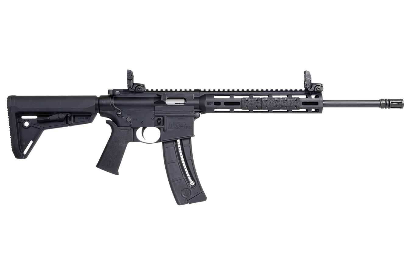 MP15-22 SPORT 22LR RIMFIRE RIFLE (LE)