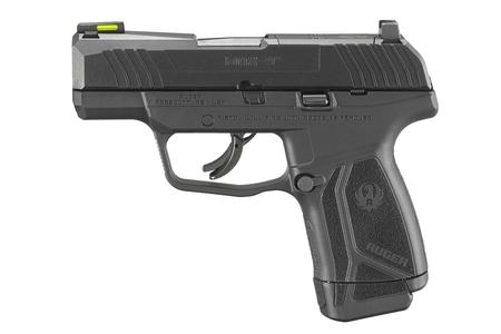 RUGER MAX-9 PRO 9MM PISTOL WITH TRITIUM FIBER OPTIC DAY/NIGHT FRONT SIGHT