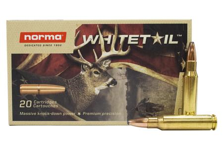NORMA USA 308 Win 150gr Premium Precision Whitetail 20/Box