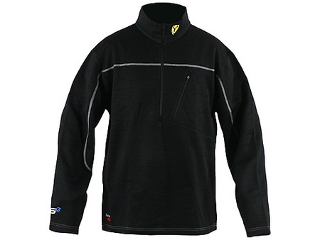 EXPEDITION WEIGHT WOOL BASE LAYER TOP