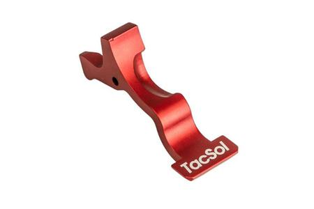 TACTICAL SOLUTIONS Performance Magazine Release for 10/2 and X-Ring Rifles (Red)
