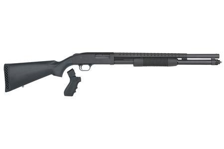 MOSSBERG 590 TACTICAL 12 GAUGE PUMP SHOTGUN WITH HEAT SHIELD