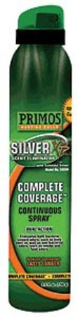 SILVER XP CONTINUOUS SPRAY 5.5OZ 58004