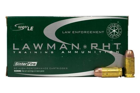 Speer 45 ACP 155 gr Frangible Lawman RHT Police Trade Ammo 50/Box