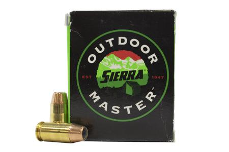 Sierra Bullets 45 ACP 185 gr JHP Sport Master 20/Box