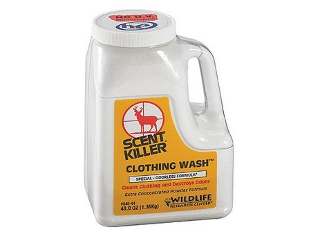 SCENT KILLER LAUNDRY DETERGENT 48 OZ