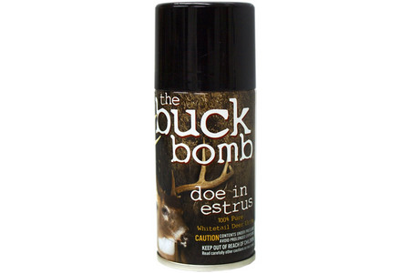 BUCK BOMB INC DOE IN ESTRUS AEROSOL 5 OZ