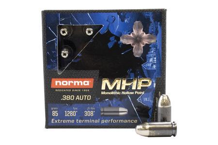 Norma 380 Auto 85 gr Monolith HP 20/Box
