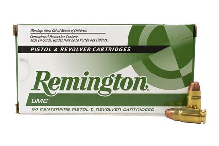 Remington 357 Sig 125 gr FMJ Police Trade Ammo 50/Box