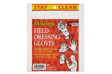FIELD DRESSING GLOVES 51