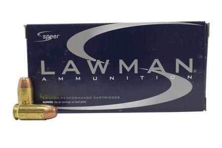 Speer 45 Auto +P 200 gr FMJ Lawman Police Trade Ammo 50/Box