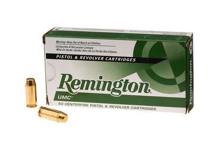 Remington 40SW 180 gr FMJ UMC 50/Box