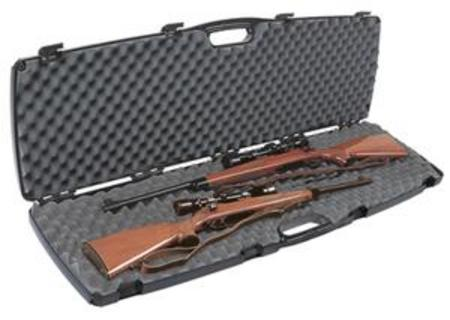 PLANO MOLDING SE DOUBLE SCOPED RIFLE/SHOTGUN CASE