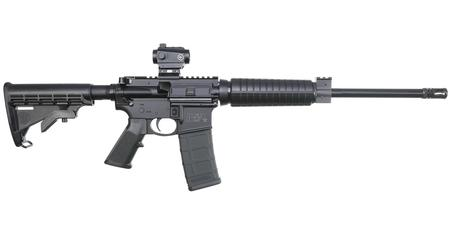 MP15 SPORT II OR 5.56MM SEMI-AUTO RIFLE WITH CRIMSON TRACE RED/GREEN DOT OPTIC (