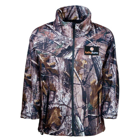 YOUTH ALL WEATHER SOFT SHELL CAMO JKT