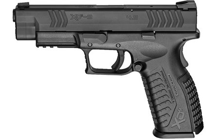SPRINGFIELD XDM 9MM 4.5 BLACK