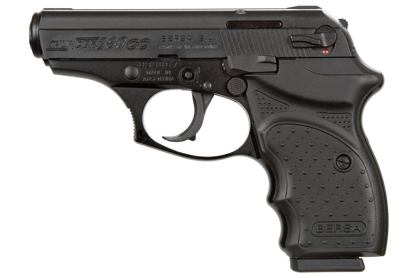 THUNDER 380 CC .380 ACP CONCEALED CARRY