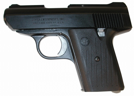 CA380 380 ACP BLACK CARRY CONCEAL PISTOL