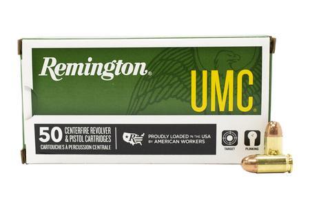 Remington 380 ACP 95gr FMJ UMC 50/Box