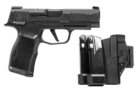 SIG SAUER P365XL 9MM TACPAC WITH THREE MAGAZINES AND HOLSTER