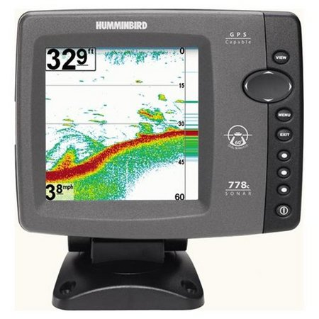 778C COLOR FISHFINDER GPS READY