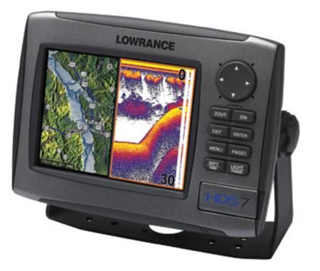 LOWRANCE HDS-7 INSIGHT USA