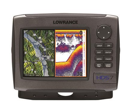 LOWRANCE HDS7 US BASEMAP 83/200