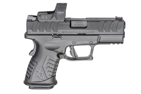 SPRINGFIELD SPRINGFIELD XDM ELITE 3.8 COMPACT OSP 10MM PISTOL WITH HEX DRAGONFLY OPTIC