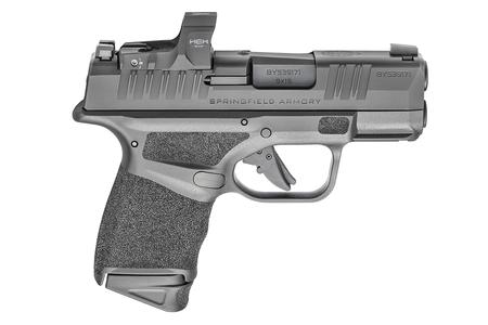 HELLCAT MICRO-COMPACT 9MM PISTOL WITH HEX WASP RED DOT (LE)