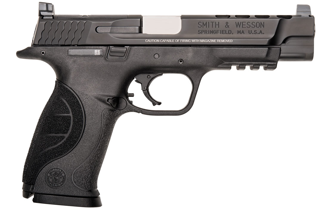 Smith wesson m p9l 9mm performance center ported for M p ported core 9mm