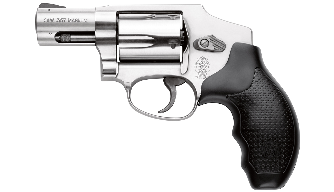 Smith & Wesson Model 640-1 357 Magnum J-Frame Revolver (No Internal ...