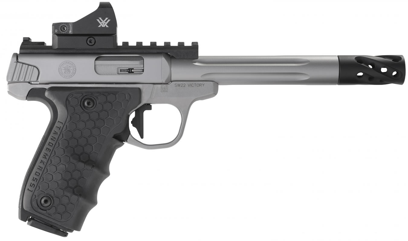 Smith Amp Wesson Sw22 Victory 22lr Performance Center Target