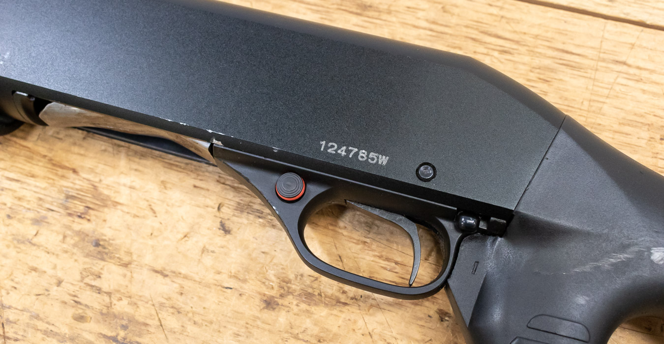 Sun City Model 320 12 Gauge Used Trade-in Pump Action Shotgun