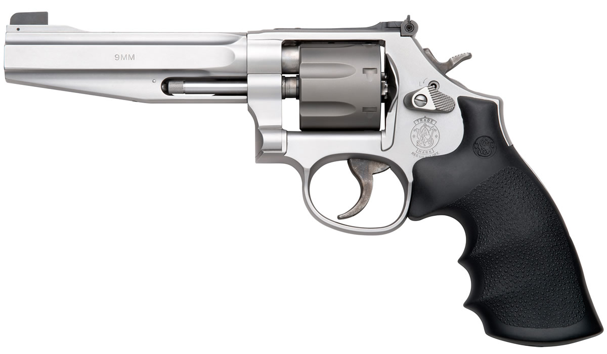 Smith & Wesson Model 986 Performance Center 9mm Pro Series Revolver | Sportsman's Outdoor Superstore