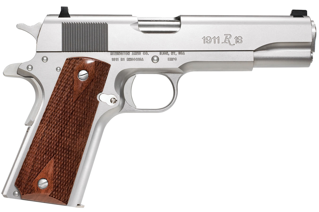 Remington 1911 R1 Stainless 45ACP Centerfire Pistol