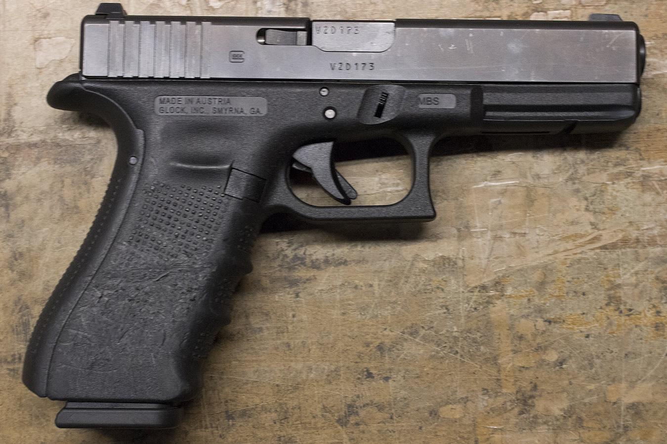 Glock 22 Gen4 40 S&W Police Trades (Fair Condition ...