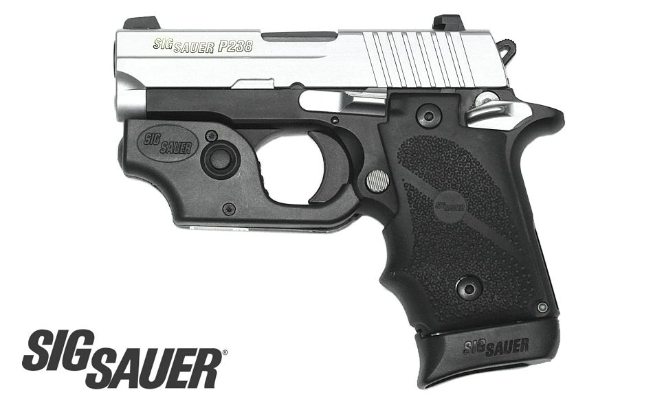 how to change grips on sig sauer p238